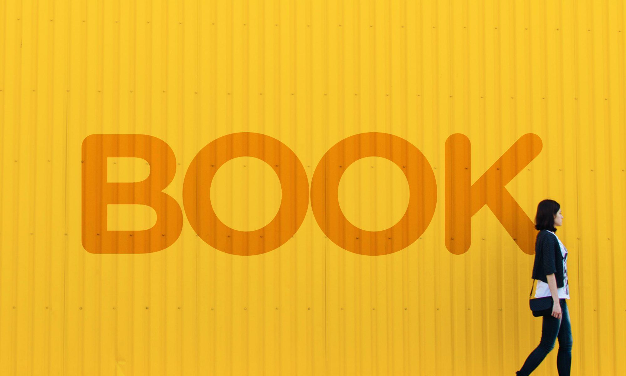 Book Hago Logos